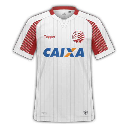 GT Camisas  Camisas Náutico 2017   2018 - Home cf41a9c5fde17