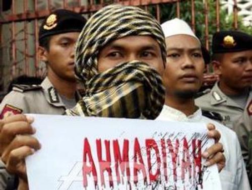 """Kalau tidak menyebarkan Ahmadiyah, """"Bakul nasi saya gak ..."""