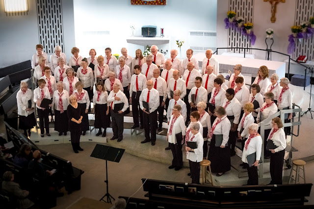 Bytown Voices choir (photo courtesy Bytown Voices website)