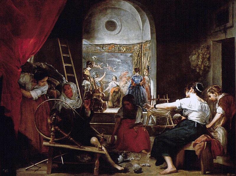 Pinturas de Diego Velázquez | Pintor Barroco