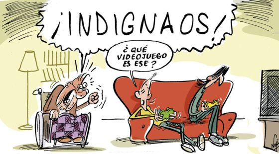 oral espagnol idea de progreso