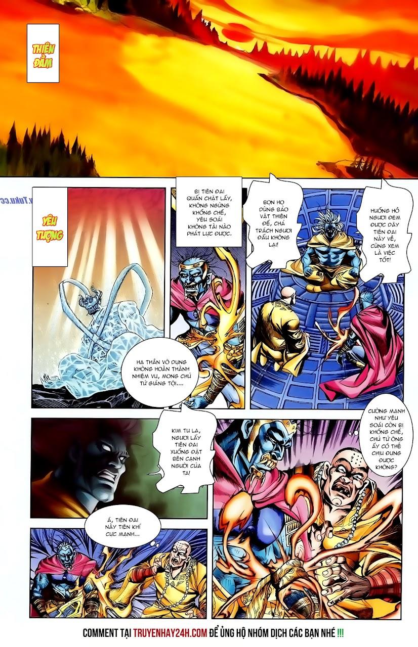 Cơ Phát Khai Chu Bản chapter 111 trang 21