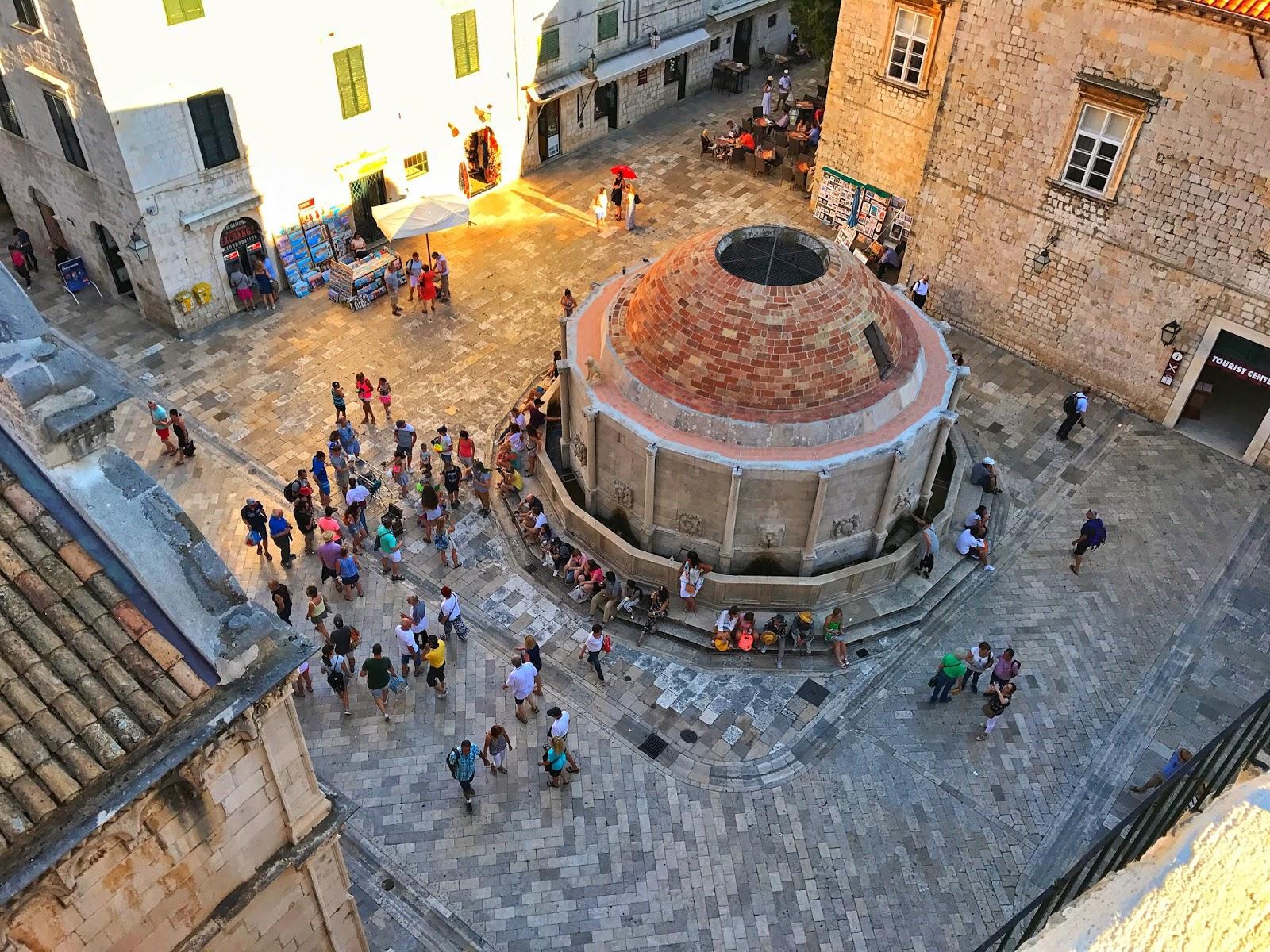 Kingslanding old city Dubrovnik