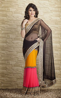 New and Stylish Saree Design For Indian Women.