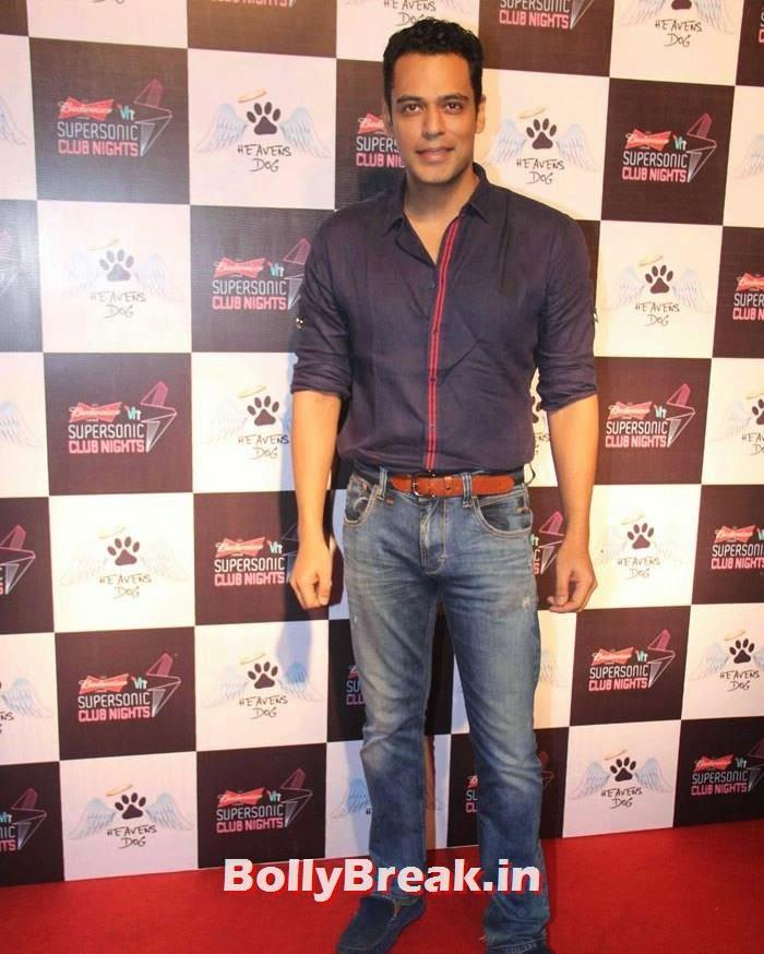Samir Kochhar, Heavens Dog Launch - Indian Tv Celebs pics september 2014