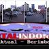 Kanit Lantas Polsek Makassar Pimpin Pengaturan Arus Lalulintas Di Wilayahnya