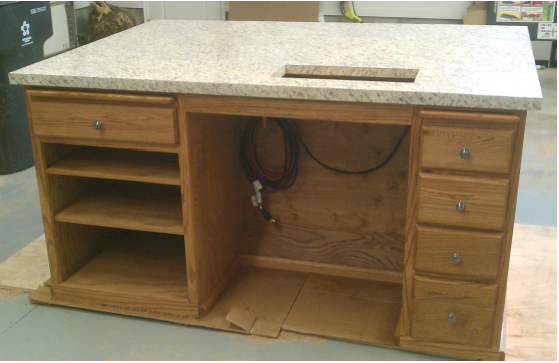 Because I Say Sew ;) : Sewing Tables