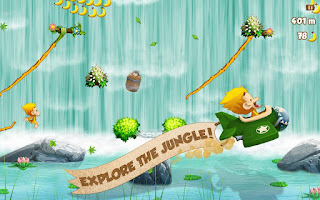 Benji Bananas Adventures Mod Apk v1.26 (Unlimited Money)