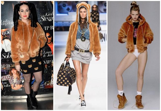 Same or Not 宣娜:熊頭外套、女星撞衫