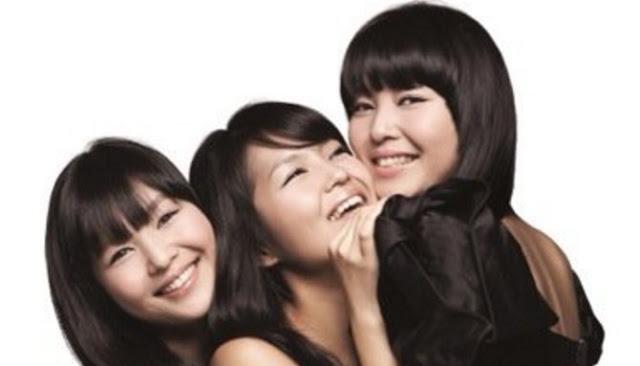 Image result for The Kim Triplets – Korea Selatan