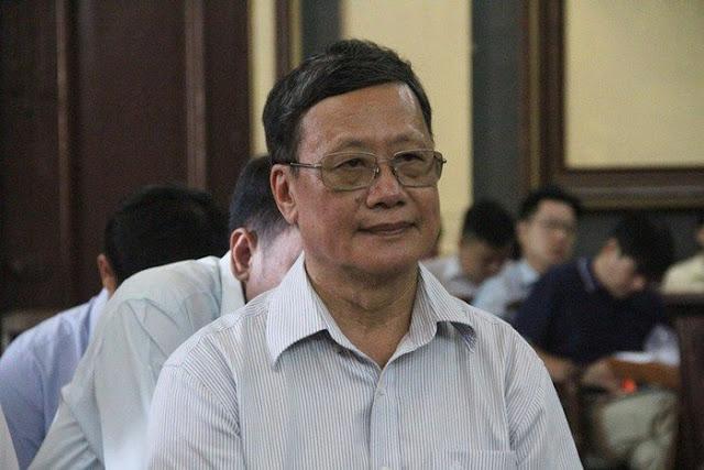 Bị can Huỳnh Nam Dũng