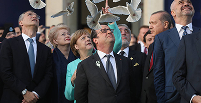 el villano arrinconado, humor, chistes, reir, satira, Brexit, Hollande