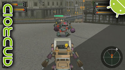 Steambot Chronicles: Battle Tournament PSP ISO Download for Android