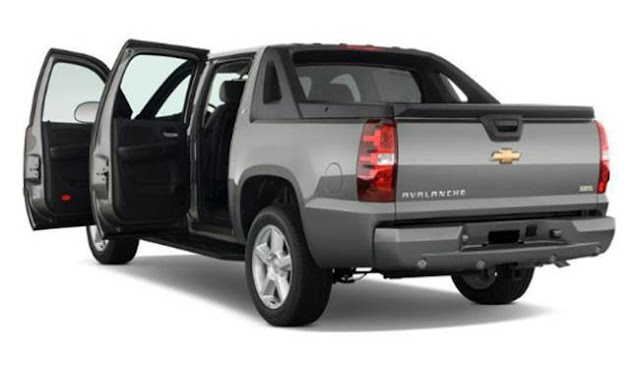 Chevrolet Avalanche 2018 Release Date and Price