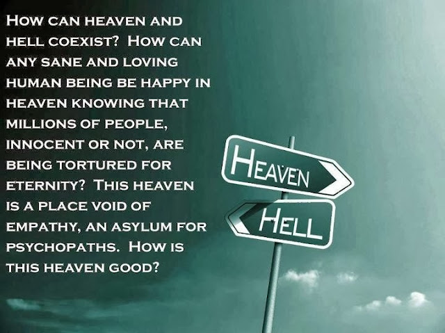 Heaven Hell Coexist Meme Picture