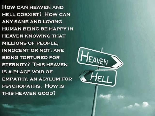 Heaven Hell Coexist Meme Picture