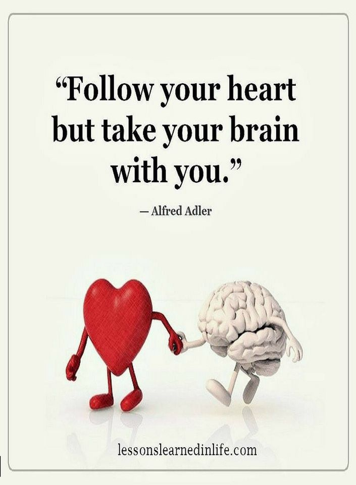 Following Your Heart Quotes Wwwpicswecom