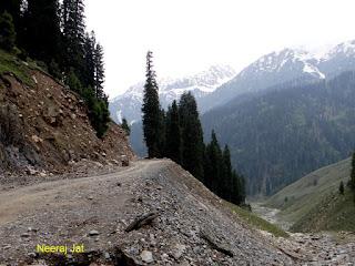 लद्दाख बाइक यात्रा-5 (पारना-सिंथन टॉप-श्रीनगर)