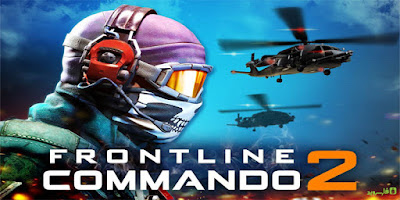FRONTLINE COMMANDO 2 MOD (Unlimited Money) APK for Android