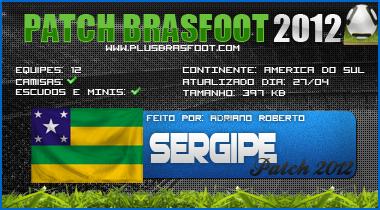 os patches do brasfoot 2012 gratis