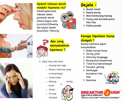 hipotensi
