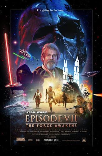 Star Wars The Force Awakens (BRRip 1080p Ingles Subtitulada) (2015)