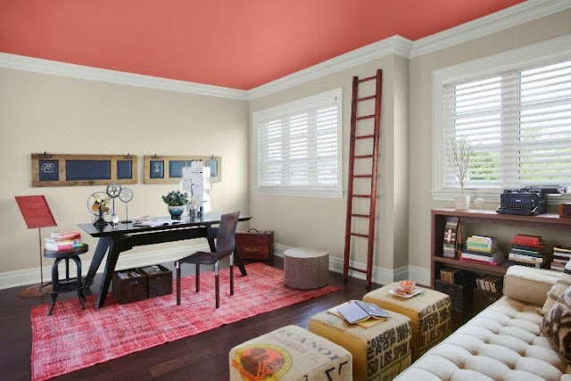 interior house paint colors pictures