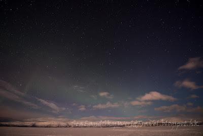 阿比斯庫北極光 Abisko aurora northern light