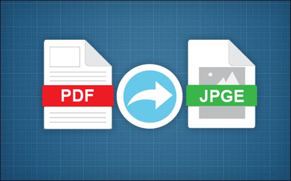 تحويل مجموعة من الصور الى ملف PDF واحد