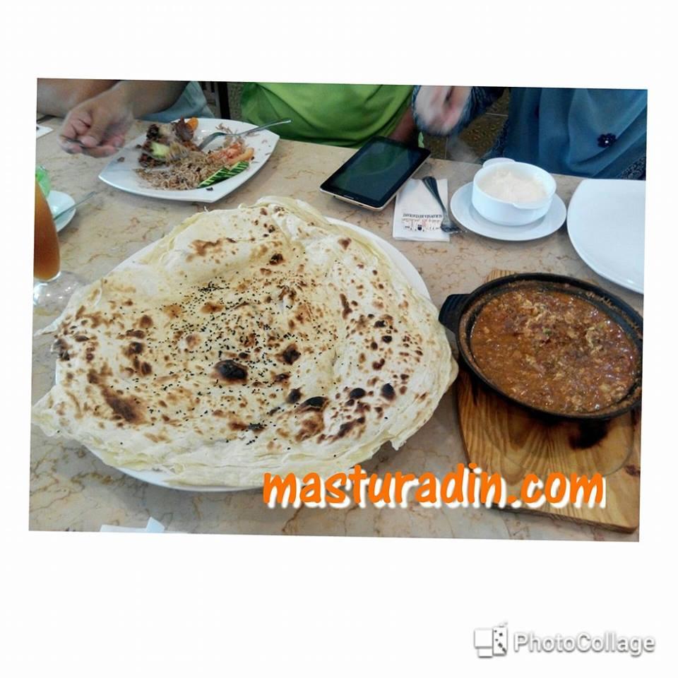 Al rawsha restaurant, tempat makan best di shah alam, citarasa timur tengah, nasi mandy, kabshah rice, restoren