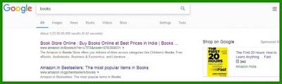 Google Algorithm - #7 - Books - New Search Signals of Google