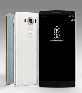 LG V10 unveiled with Second Screen, Dual Front Cameras and Manual Video Mode