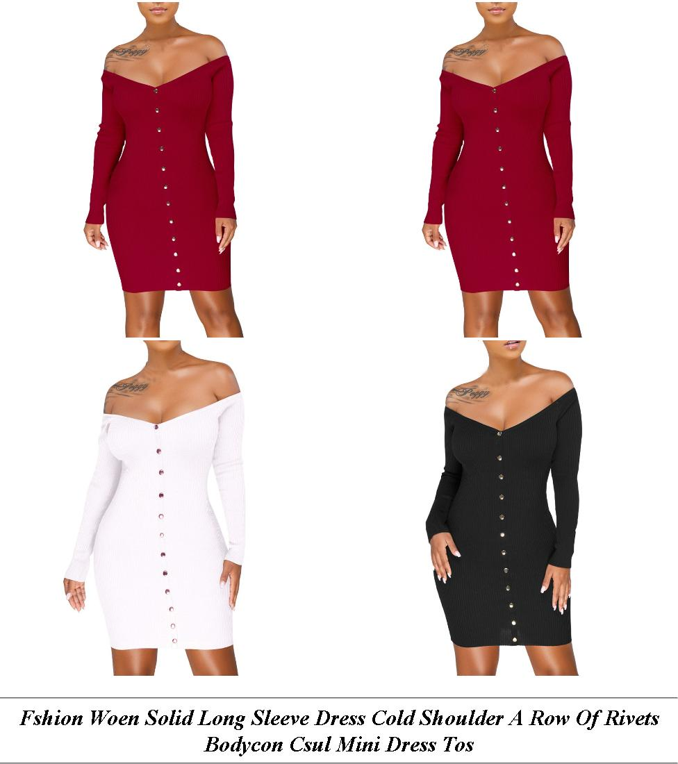 The Clothing Shop Online - Womens Clothing Shops Canada - Woman In A Red Dress
