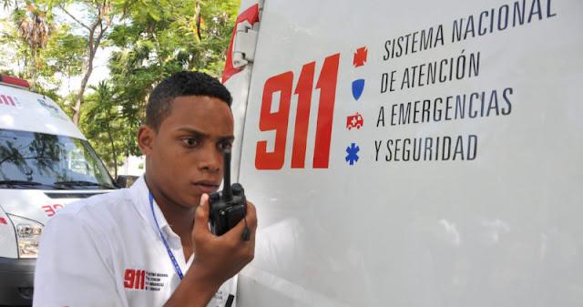 """El Sistema Nacional de Atención a Emergencias y Seguridad 911 emitió hoy un comunicado en donde explica que las fallas presentados hoy en la compañía telefónica Altice le ha """"afectado""""."""