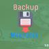 Cara Backup File Khusus Konfigurasi Mikrotik