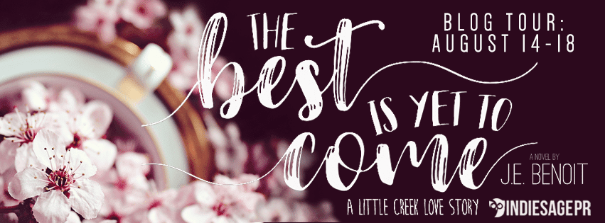 The Best Is Yet To Come Blog Tour