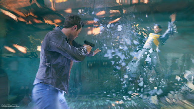 Сравнение графики в Quantum Break на Gamescom 2015 и последних демонстрациях