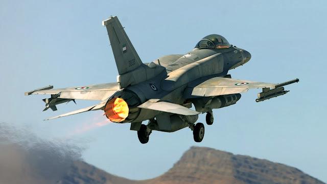 Πρόγραμμα F-16V: Για πρώτη φορά 230 εκατ. ευρώ «ζεστό» χρήμα στην ελληνική βιομηχανία και... έρχεται η ώρα του F-35