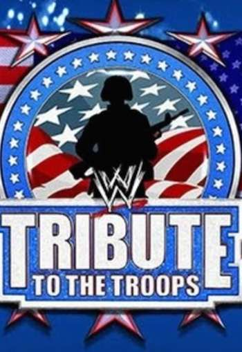WWE Tribute to the Troops 23 Dec 2015