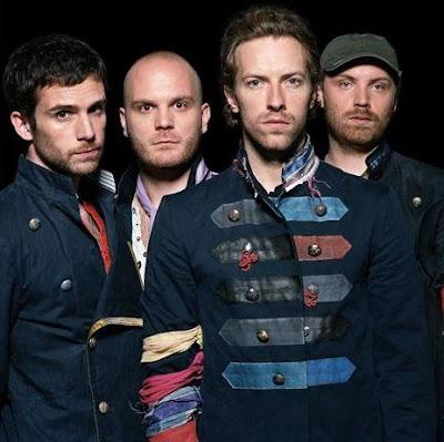 Foto de Coldplay posando