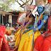 रामनवमी पर प्रशासनिक पदाधिकारियों की देखरेख में मुरलीगंज में निकाली गई शोभायात्रा