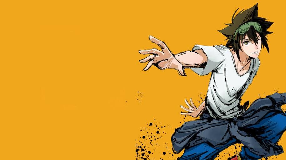 God of High School, Anime, Jin Mori, 4K, #5.2528