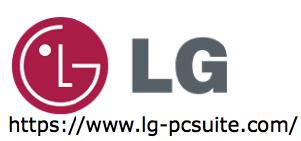 lg pc suite download mac