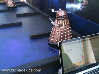 Programmable Dalek
