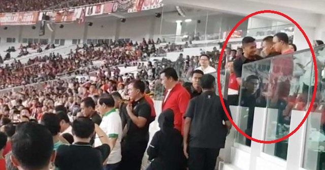 Kejanggalan pengadangan Anies saat akan dampingi Jokowi di final Piala Presiden