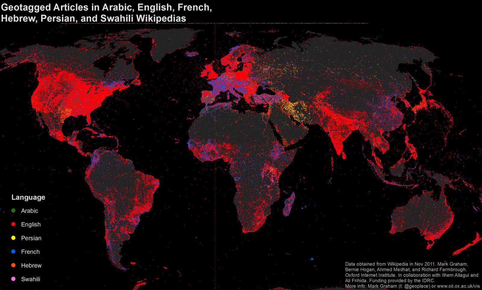 Cartina Mondo Wikipedia.Robotland 40 Mappe Che Spiegano Internet