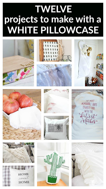 12 pillowcase project ideas to DIY