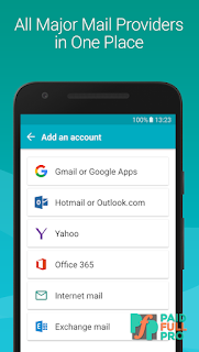 Aqua Mail Email App Final Stable Pro APK