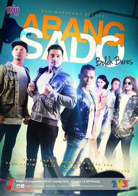 Tonton Online Drama Abang Sado Boleh Beres Full Episod