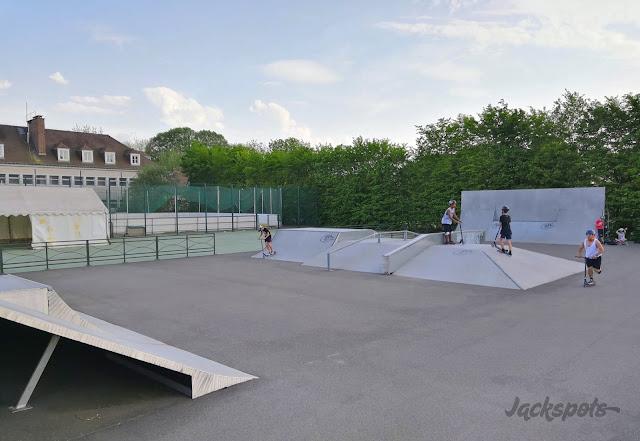 Skatepark Puteaux